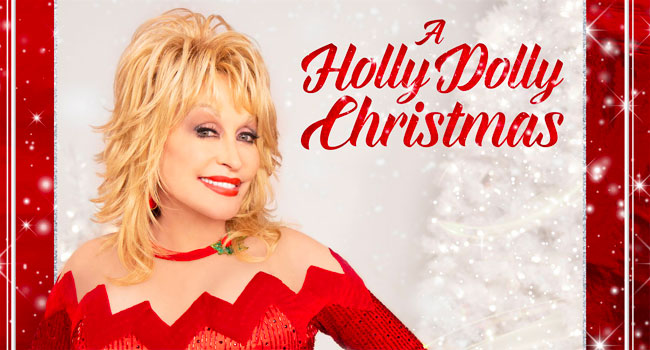 Dolly Parton releases 'I Saw Mommy Kissing Santa Claus'