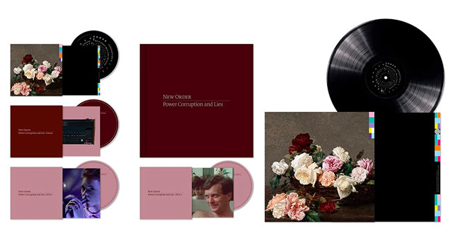 New Order - Power Corruption and Lies (Definitive Edition)