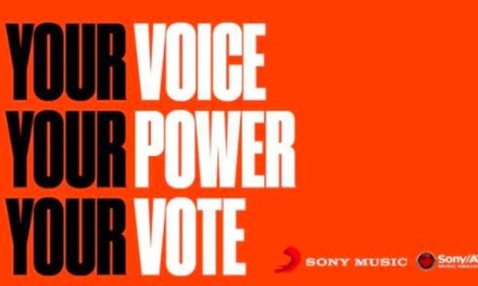 Sony Music Group launches US voter campaign