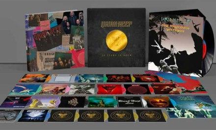 Uriah Heep announces massive 50th anniversary box set