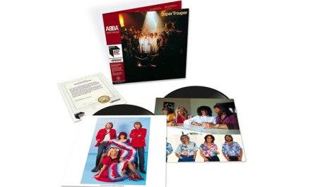 ABBA celebrates 'Super Trouper' with 40th anniversary releases