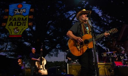 AXS TV airing Farm Aid 2020 On the Road