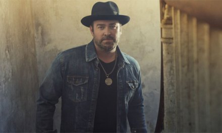 Lee Brice scores No 1 with 'One Of Them Girls'