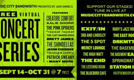 Independent Nashville venues, bands team for virtual concerts