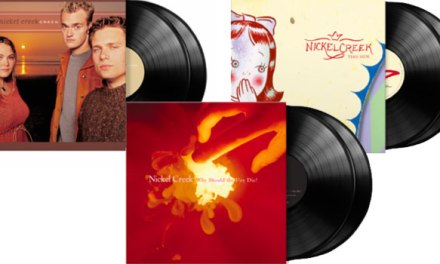 Craft Recordings announces Nickel Creek vinyl reissues
