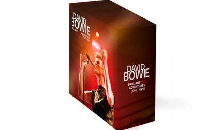 Six David Bowie 1990s live albums set for release