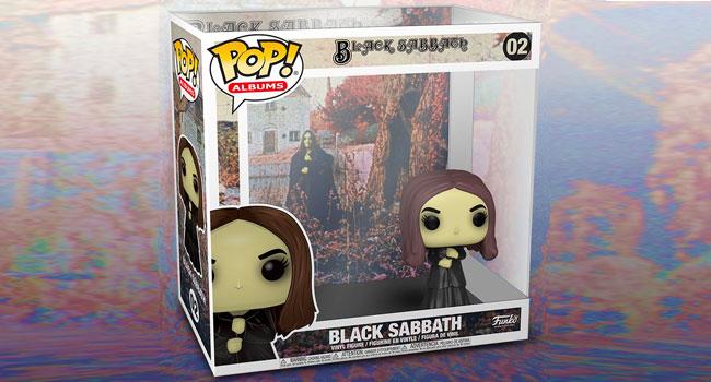 Black Sabbath Pop Vinyl