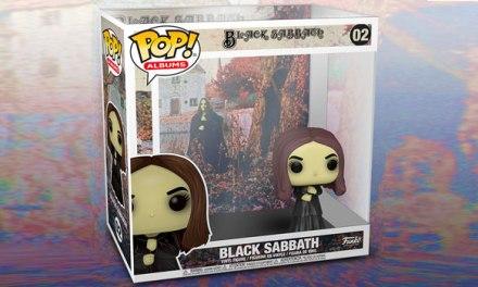 Funko releasing Black Sabbath album Pop vinyl