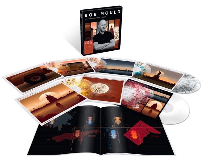 Bob Mould announces second 'Distortion' box set