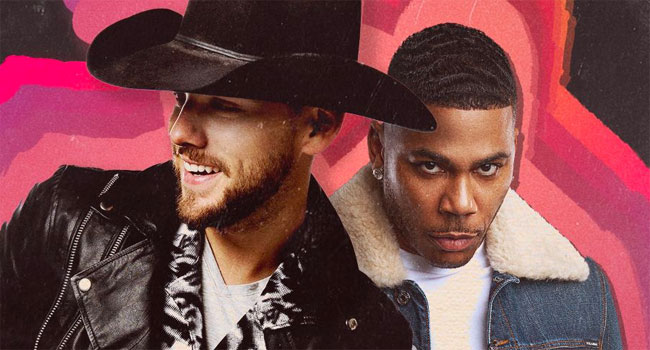 Nelly teams with Brett Kissel for 'She Drives Me Crazy' remix