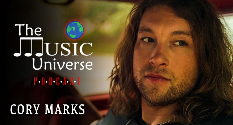 Cory Marks on The Music Universe Podcast