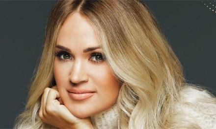 Pandora Live announces Carrie Underwood Christmas concert