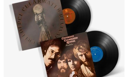Final two Creedence Clearwater Revival titles get half-speed mastered treatment