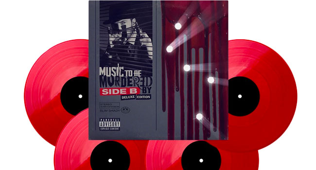 Eminem surprise drops 'Music To Be Murdered By – Side B'