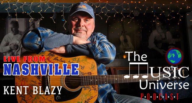 Episode 65 – Live From Nashville with Kent Blazy