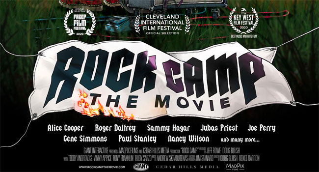 Rock Camp, The Movie