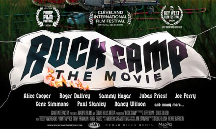 'Rock Camp, The Movie' takes fans inside Rock N Roll Fantasy Camp