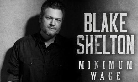 Blake Shelton premieres 'Minimum Wage' video