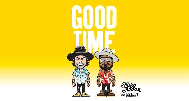 Niko Moon drops 'Good Time' with Shaggy
