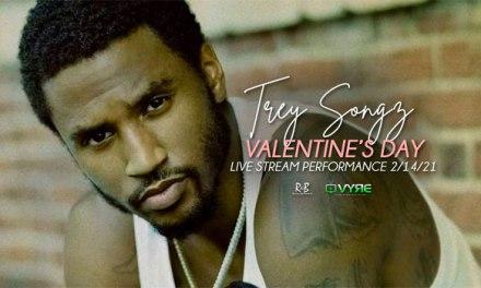 Trey Songz announces Valentine's Day livestream