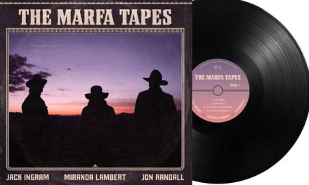 Miranda Lambert announces album with Jack Ingram & Jon Randall