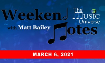 Festival cancelations & catalog sales lead your Weekend Notes for March 6, 2021