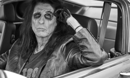 Alice Cooper hosting nationwide garage band contest