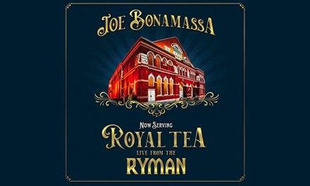 Joe Bonamassa releasing Ryman concert on multi-formats