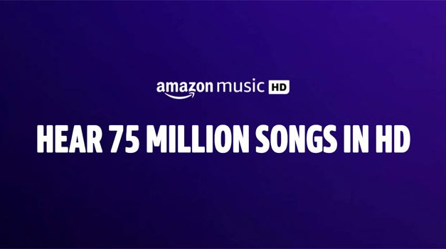 Amazon Music unveils Amazon Music HD