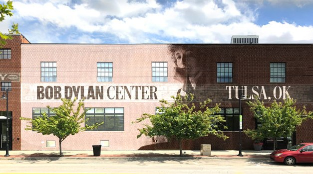 Bob Dylan Center opening May 2022 in Tulsa