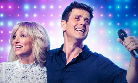 Debbie Gibson & Joey McIntyre announce three show Vegas engagement