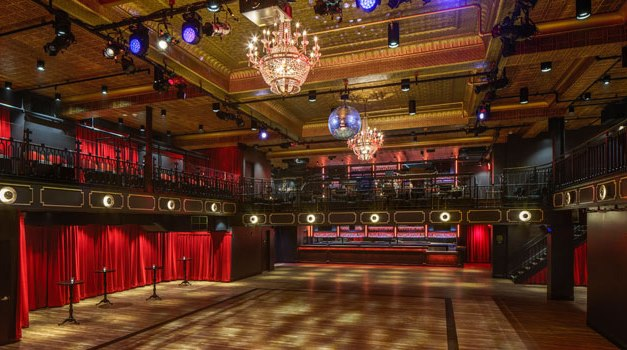 Live Nation reopening New York City's Irving Plaza