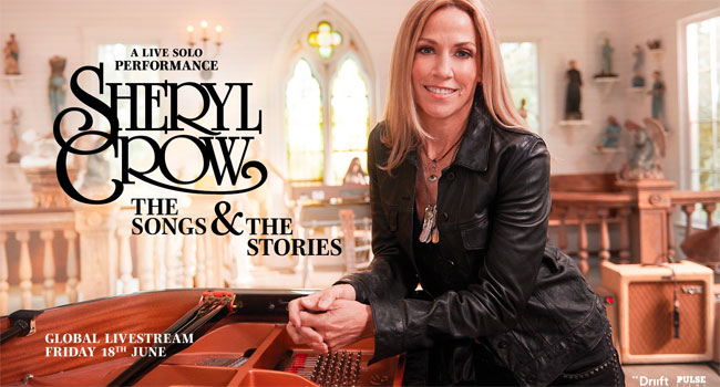 Sheryl Crow: The Songs And The Stories – A Live Solo Performance