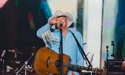 Alan Jackson tornado benefit concert raises nearly $2m for hometown