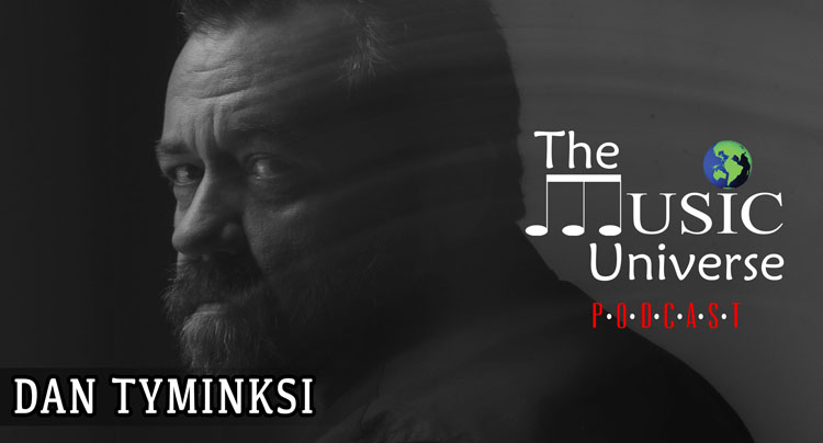 Dan Tyminski on The Music Universe Podcast
