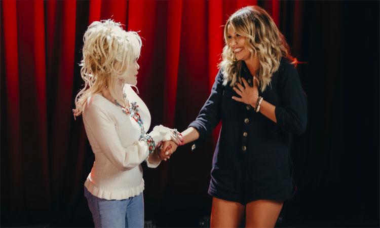 Dolly Parton & Carly Pearce