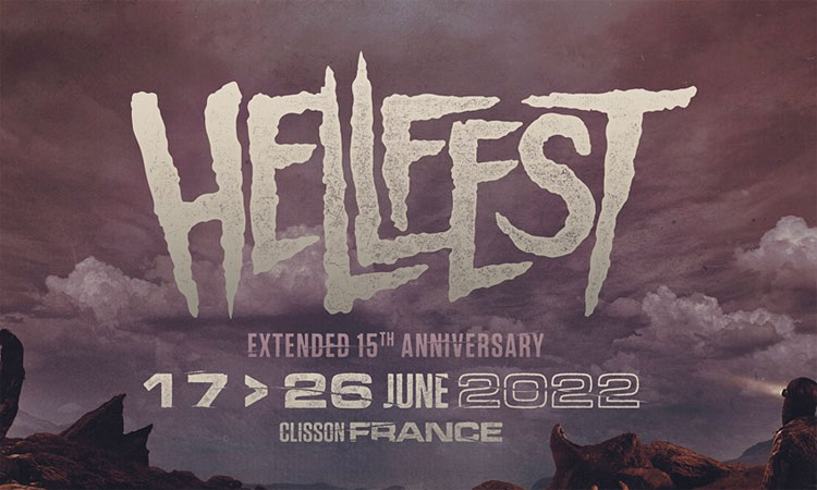 Hellfest announces 2022 lineup featuring 350 acts