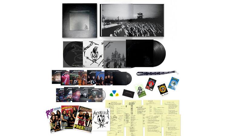 Metallica (The Black Album) - Deluxe Box Set