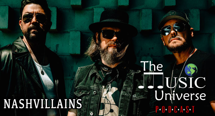 Nashvillains on The Music Universe Podcast