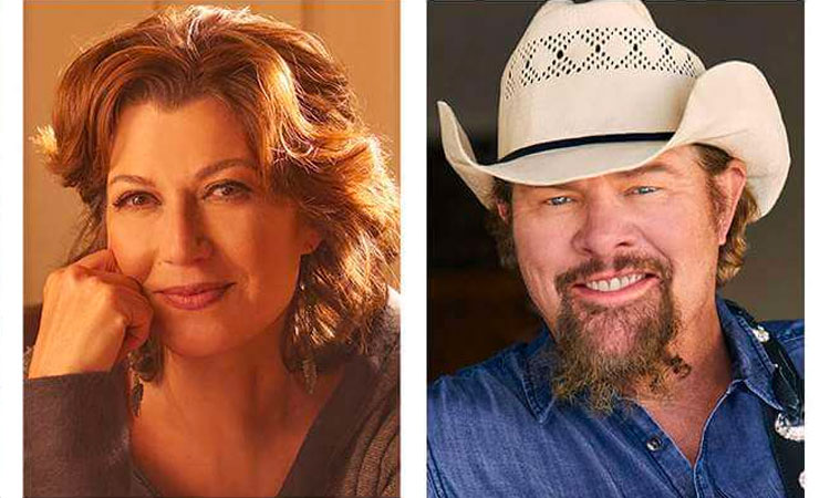 Amy Grant & Toby Keith