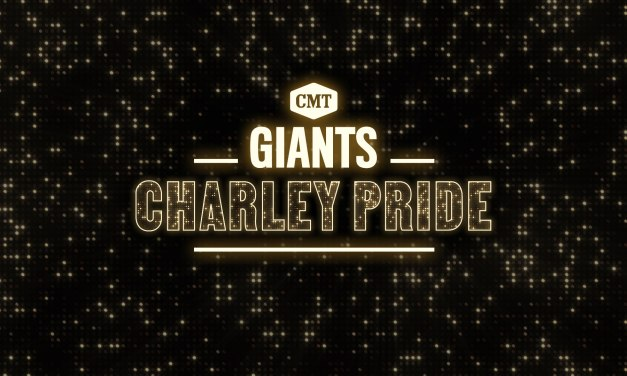 CMT honoring Charley Pride with 'CMT Giants' special