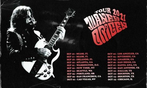 Juanes announces 2021 US Origen Tour