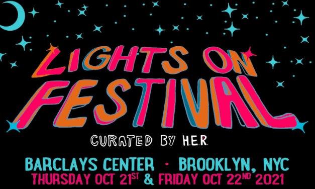 H.E.R. announces New York City Lights on Festival