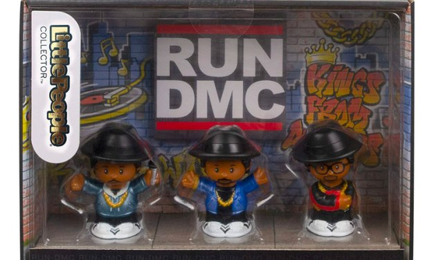 Fisher-Price releases Little People Collector Run DMC figurines