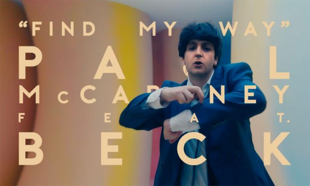 Paul McCartney releases 'Find My Way' video with Beck