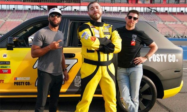Post Malone releases 'Motley Crew'