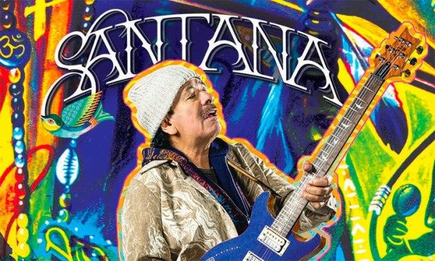 Carlos Santana handpicks 30 personal favorite tracks for 'Splendiferous Santana' streaming compilation