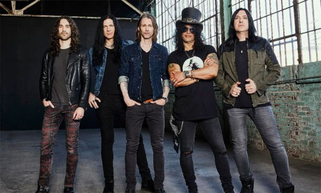 Gibson launches record label with Slash as flagship artist