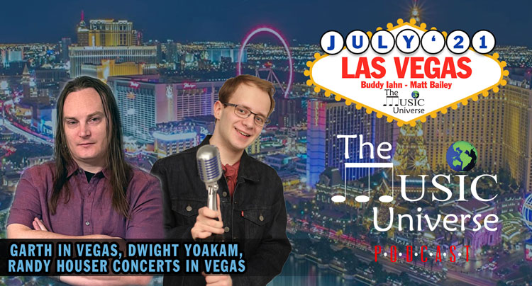 The Music Universe Podcast Live in Vegas
