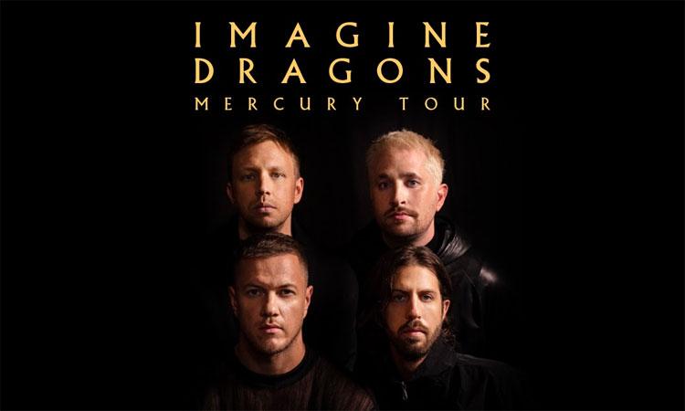 Imagine Dragons 2022 Mercury Tour